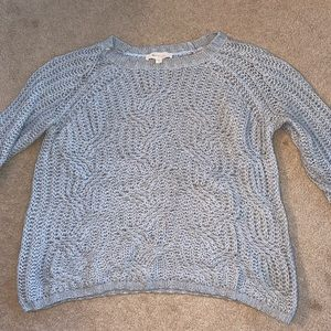 Light blue Vince Camuto sweater
